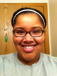 Shakela Johnson - 2013-2014 AmeriCorps member