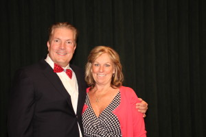 Iron County Gala - David and Cindy Rose - March 2014
