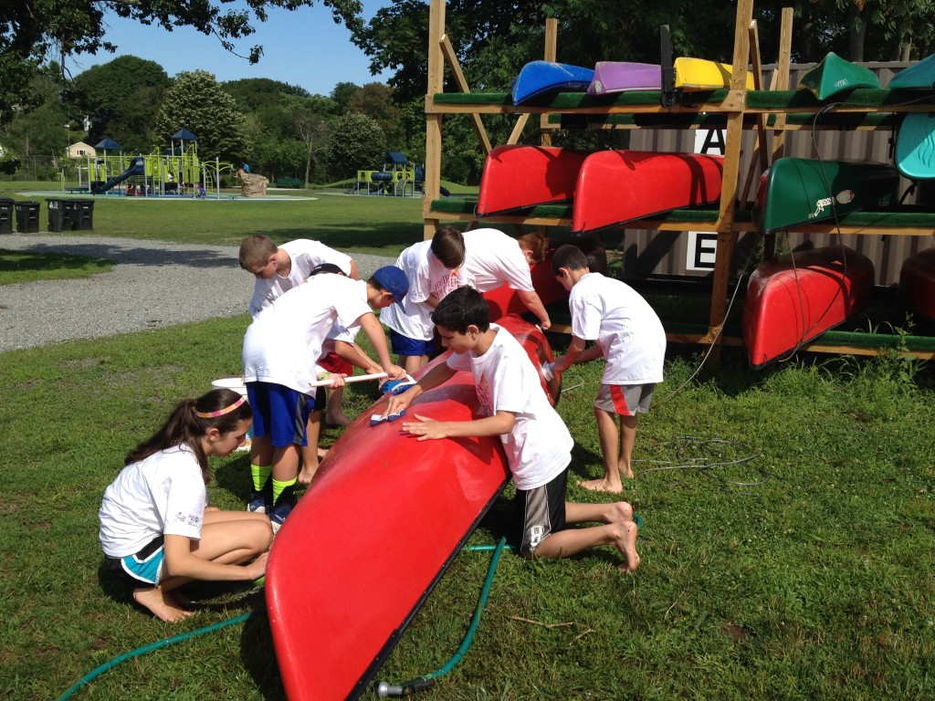 Stamford Summer of Service_Soundwaters