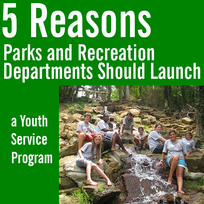 4.16.15 5 Reasons Parks and Rec Should Launch a YVC