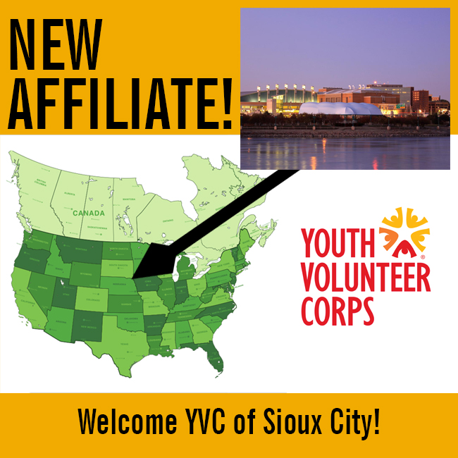 Welcome Sioux City!