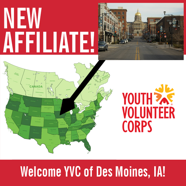 Welcome Des Moines!